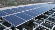 Catic international deliver the solar photovoltaic power